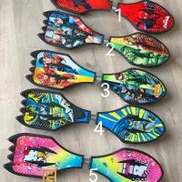 Wave Skateboard / Snakeboard / mainan anak /skateboard goyang