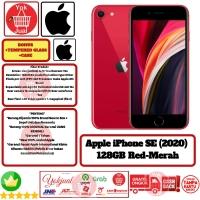 Apple IPhone SE 2020 128GB SE2020 128 GB SE 20 SE20 Resmi Inter Red