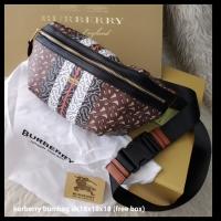 Waistbag Burberr* Mirror Quality Tas selempang pria & wanita import