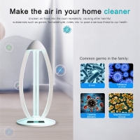 UVC + Ozone LED 38W sterilisasi lamp