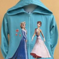 Jaket Anak Perempuan, FROZEN