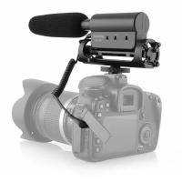 TAKSTAR SGC - 598 Microphone DSLR / MIC Recording Rekaman Video Kamera