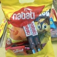 Paket snack nabati 10K