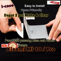 Anti Gores / Screen Protector Xiaomi Mi 10 / Pro Hydrogel Membran mi10