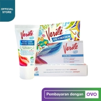 One Verile Acne Blemish Cream Get Verile Facial Wash and Acne Gel
