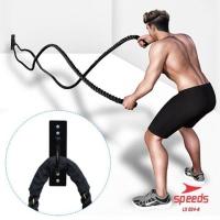 KHUSUS GOJEK Tali Fitness Battle Rope Battling Ropes Gym waves rope 06