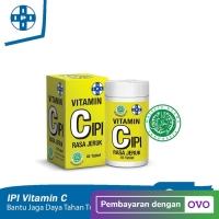 Ipi Vitamin C - Rasa Jeruk [6 Pot]