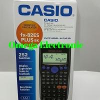 Casio FX-82ES PLUS - Calculator Scientific Kalkulator Kuliah Sekolah