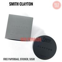 SMITH CLAYTON PREMIUM HAIR CLAY POMADE MATT MATTE 1.9 OZ + FREE SISIR