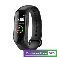 Smartwatch M4 - Smart Watch M4 - Smartband M4 - Jam Tangan Kesehatan