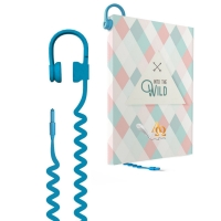 Pembatas Buku Unik / Bookmark Edisi Earphone Imut Lux Limited