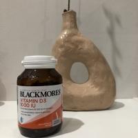 Blackmores Vitamin D D3 Vit D 200 capsules Aussie