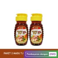 Paket 2 Madu TJ Jahe Merah Mint @150gr