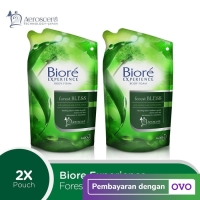 Biore Body Foam Forest Bless 425mL Twinpack
