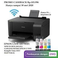 Printer Epson L3150 wifi direct pengganti L405