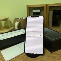 Iphone 11 pro max 64gb gray fullset mulus