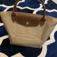 Longchamp Le Pliage Top Handle Hand Bag - Small