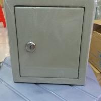 Box panel listrik indoor ukuran 17x20x12 , tebal plat 1mm
