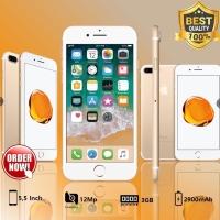APPLE IPHONE 7 PLUS 128GB FU GSM GARANSI 1 TAHUN