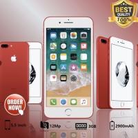 APPLE IPHONE 7 PLUS 32GB RED FU GSM GARANSI 1 TAHUN