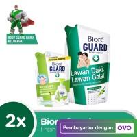 Biore Guard Fresh Package