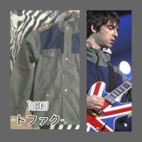 Parka mods/parka vespa/jaket vespa/like a Noel Gallagher.