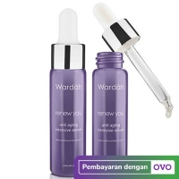 Wardah - Renew You Anti Aging Intensive Serum 17 ml