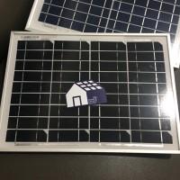 Solar panel cell surya module GH 10wp 10 wp 12v 12 v mono