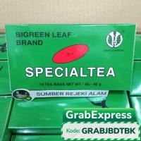 Special tea extra strength bigreen leaf