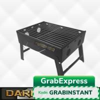 Panggangan Portable Lipat Barbeque Grill