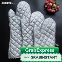Sarung Tangan Oven Anti Panas Sepasang (Besar)
