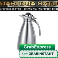 Vacuum Jug Termos Air Panas Vacum Coffee Pot Stainless 2 Liter