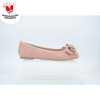 Sepatu Wanita Flat Shoes The Little Things She Needs MOOSONE Nude