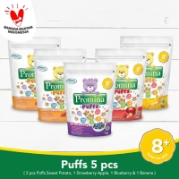 Paket Promina Puffs 15 Gr 5 Pcs - All Variant