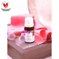 10 ML Geranium Essential Oil - Minyak Bunga Pelargonium - Anti Stress