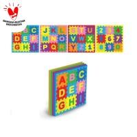 IMAGE TOYS edumat karpet matras evamat puzzle tikar Huruf&Angka 4[Lbr]