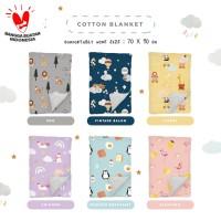 Selimut Bayi Cotton Blanket Mooi
