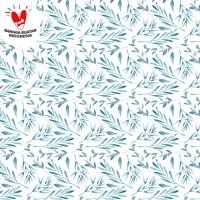 Kertas Kado Harvest / Wrapping Paper Good Vibes - Fern