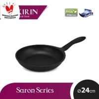 KIRIN FRYPAN |SARON|24|TEFLON PLATINUM PLUS|5.0MM