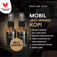 Parfum Pengharum / Pewangi Mobil Aroma Kopi