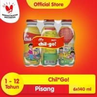 Chil Go Milk Pisang 6x140ml