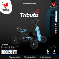 GOKART TRIBUTO TYPE G-101 (BIRU)