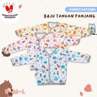 Blessing babywear-baju bayi tangan panjang-szSML-f-adw