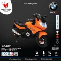 Motoran Aki M-688 (Orange) PMB