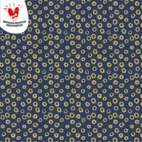 Kertas Kado Harvest / Wrapping Paper Simplicity - Ring Navy