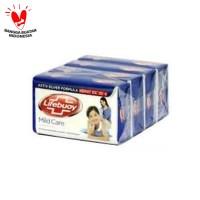 LIFEBUOY SOAP MILD CARE 4X110GR