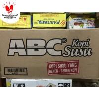 Kopi ABC Susu 1 Dus / 12 Renceng / Renteng / 120 Sachet / Grosir / 31g