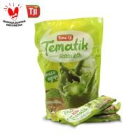 Tong Tji Tematik Matcha Latte Pouch