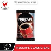 NESCAFÉ CLASSIC Bag 50g 2 pcs