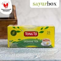 Tong Tji Teh Celup Jasmine 50 gram Sayurbox